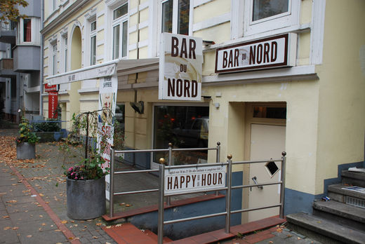 Bar du Nord in Winterhude
