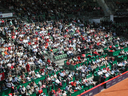 VIP Logen Tennisturnier am Rothenbaum
