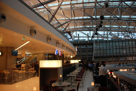 Gallerie an der Airport Plaza