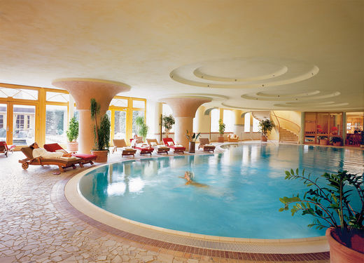 Swimming Pool MeridianSpa Eppendorf