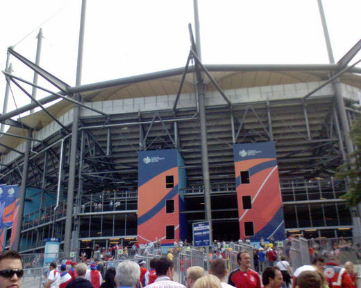 WM Stadion Hamburg 2006