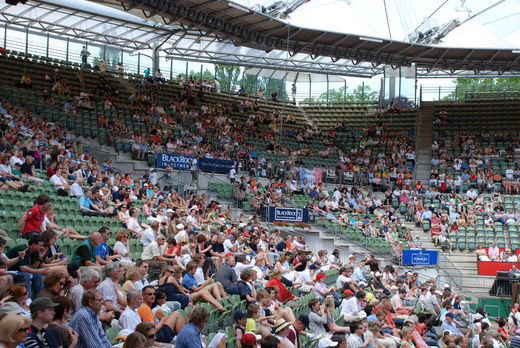 Nord-West Tribüne Rothenbaum