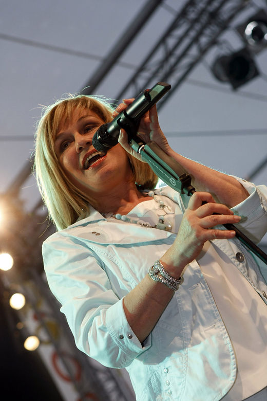 Mary Roos beim Schlagermove 2009