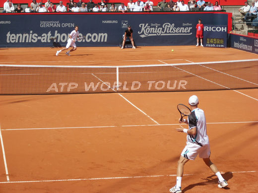 Finale am Rothenbaum 2009