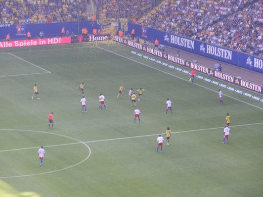 Hsv Gegen Borussia Dortmund