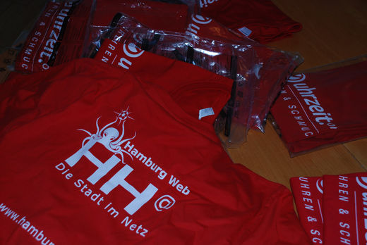 Hamburg Web T-Shirts