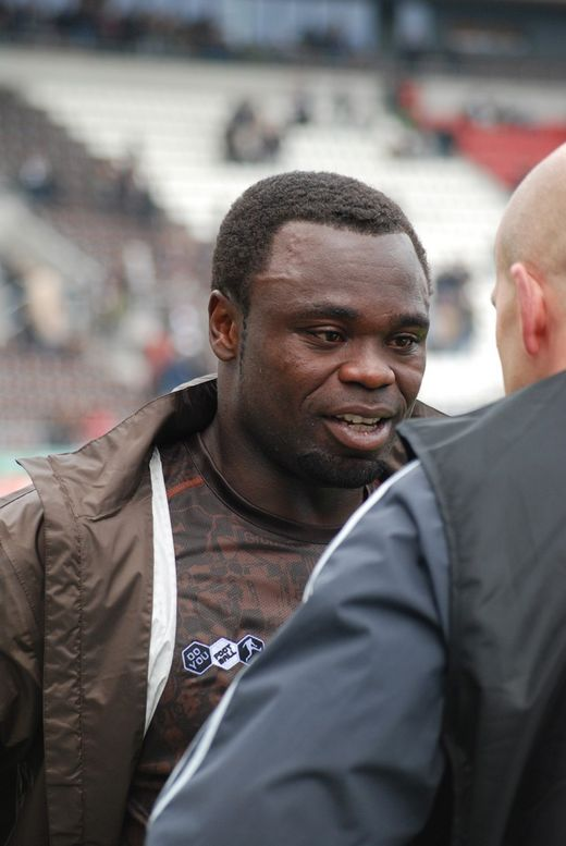 Gerald Asamoah im Interview