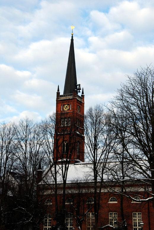 St. Pauli Kirche Hamburg