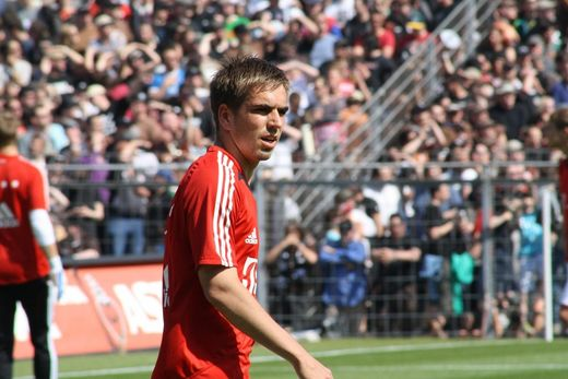 Nationalspieler Philipp Lahm