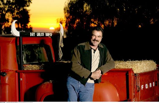 Tom Selleck - \