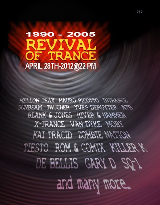 REVIVAL * OF * TRANCE