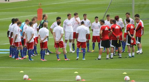 Trainingsansprache