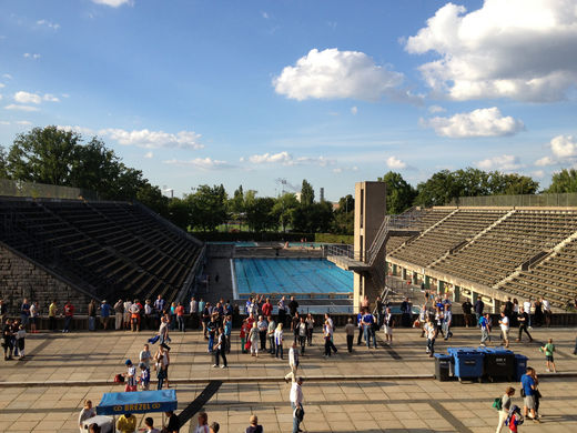 Schwimmbad Olympiastadion Berlin