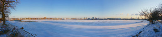 Aussenalster-Panorama-Winter