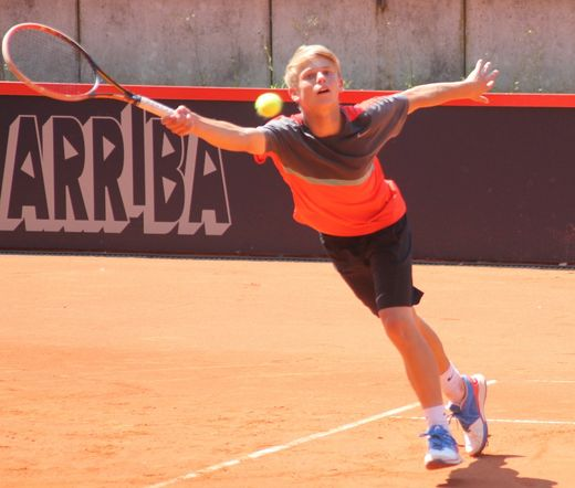 Marvin Möller, Rahlstedter HTC, 2. Junior Trophy bet-at-home Open 2014