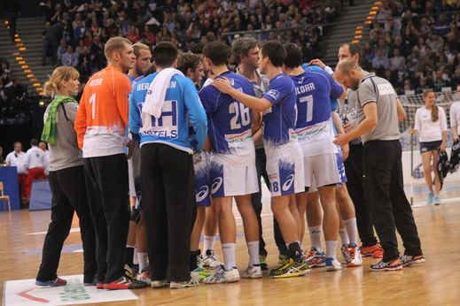 Timeout HSV Handball