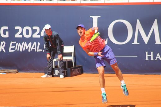 bet-at-home Open 2015 Mischa Zverev in der Qualifikation
