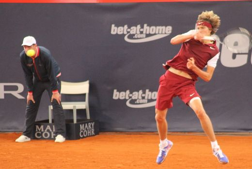 bet-at-home Open 2015 Sascha Zverev