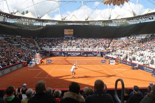bet-at-home Open 2015 Viertelfinale