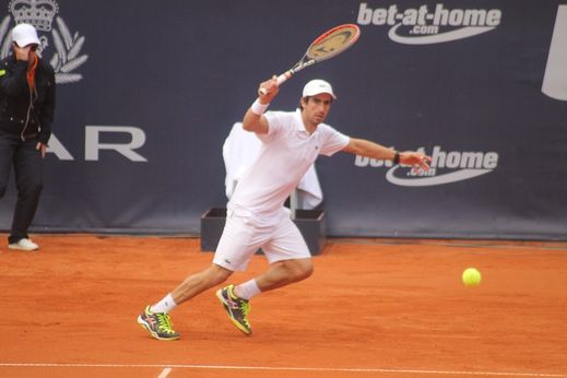 bet-at-home Open Pablo Cuevas im Viertelfinale