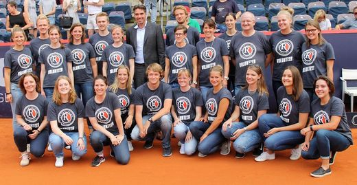 German Open 2017 - Volunteers