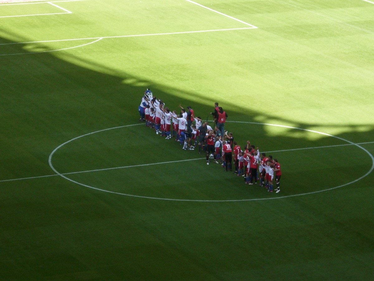 Leverkusen Hsv