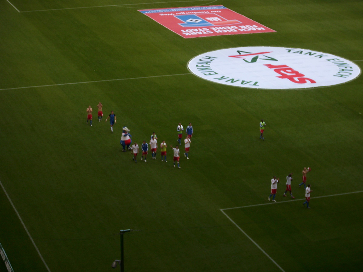 Hsv Gegen Bayer Leverkusen