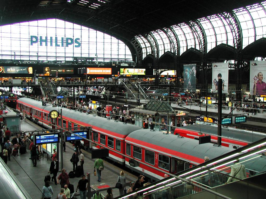 Leverkusen Hauptbahnhof