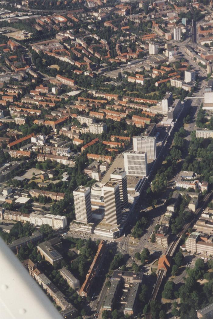 Mundsburg Einkaufszentrum