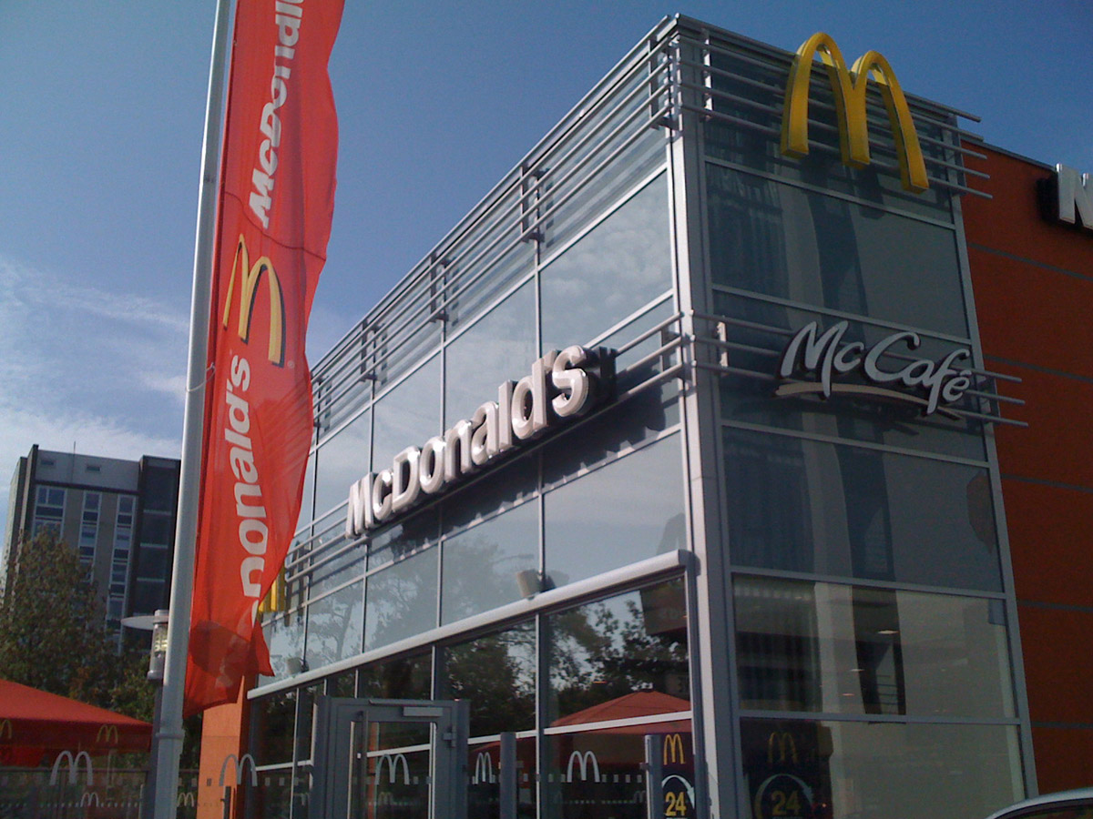 mcdonalds friedrich ebert damm foto im hamburg web. Black Bedroom Furniture Sets. Home Design Ideas