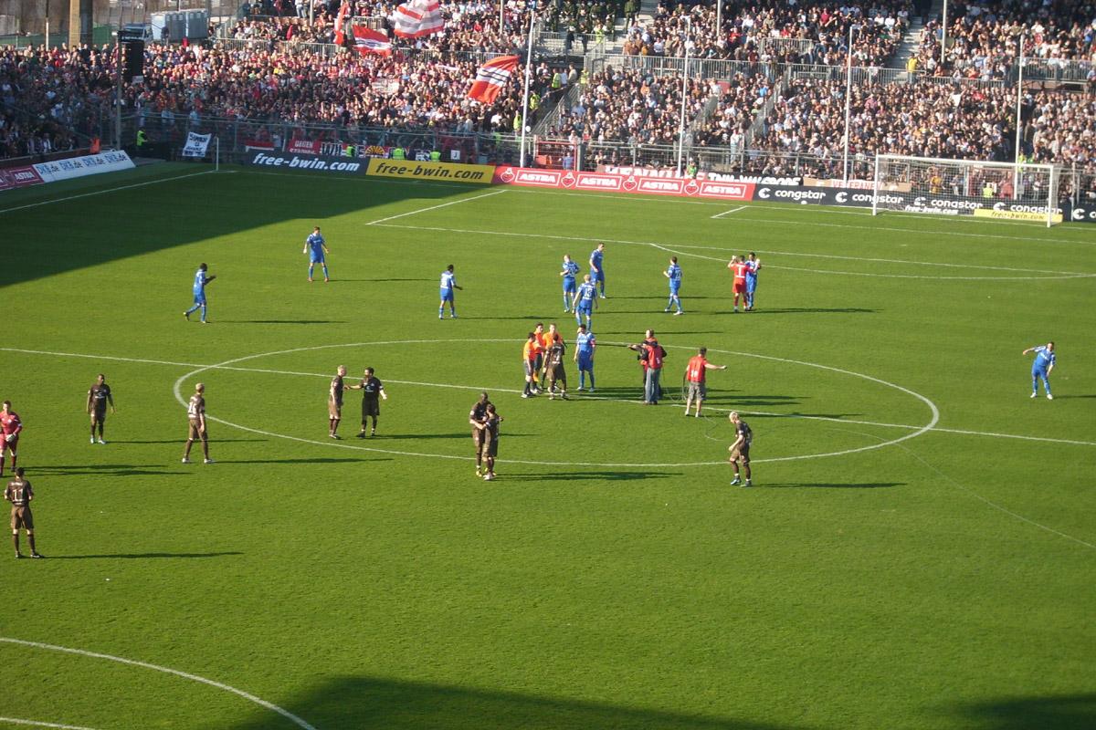 Freiburg Gegen St Pauli