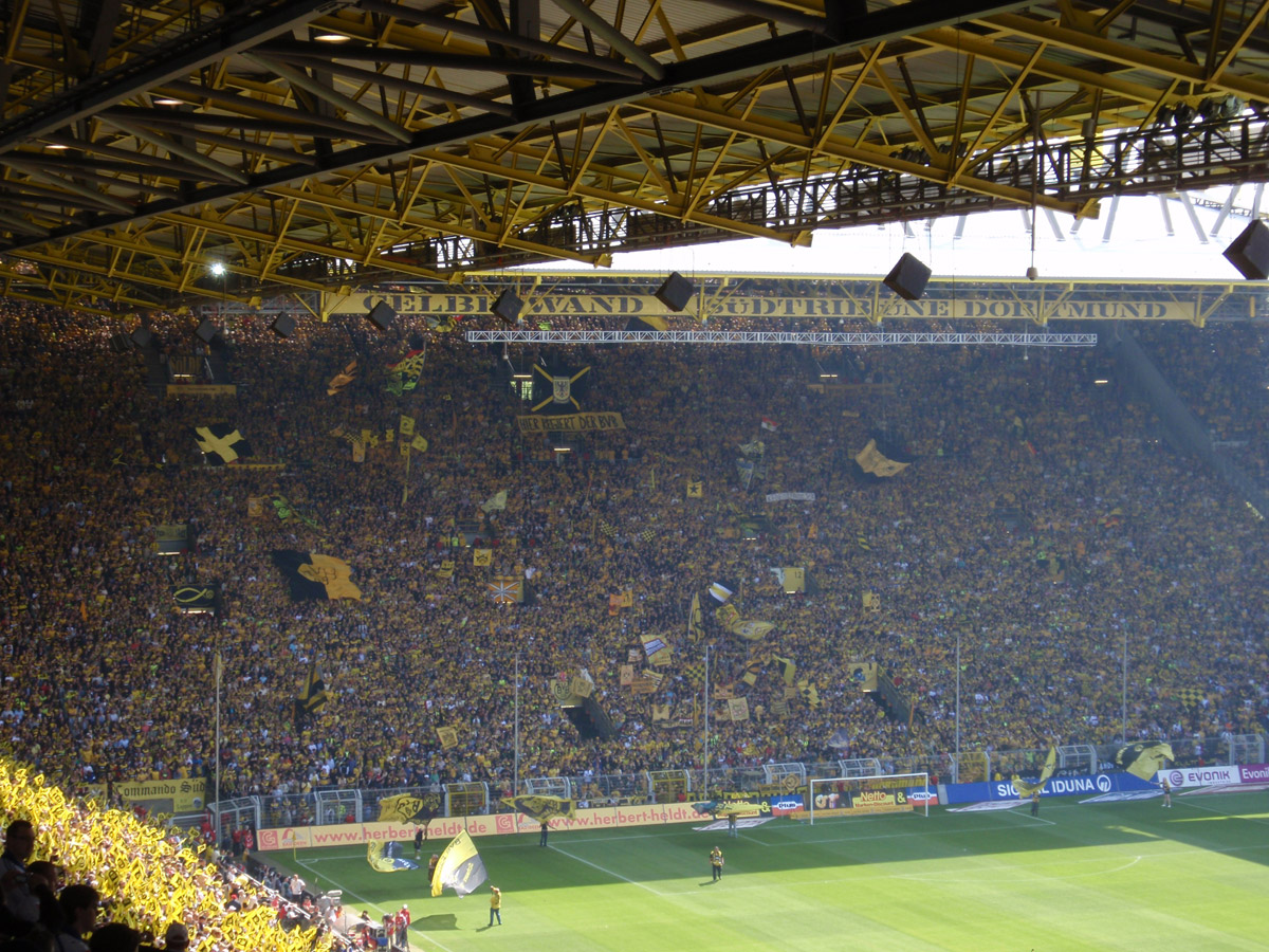 Dortmund single tier