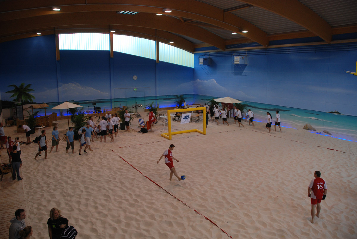 Beachvolleyball Alter Teichweg