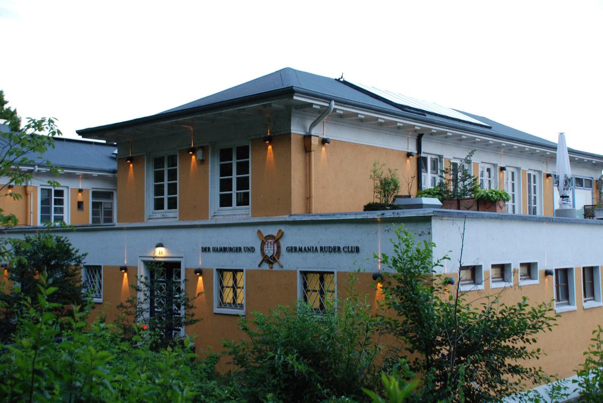 Clubhaus Hamburg