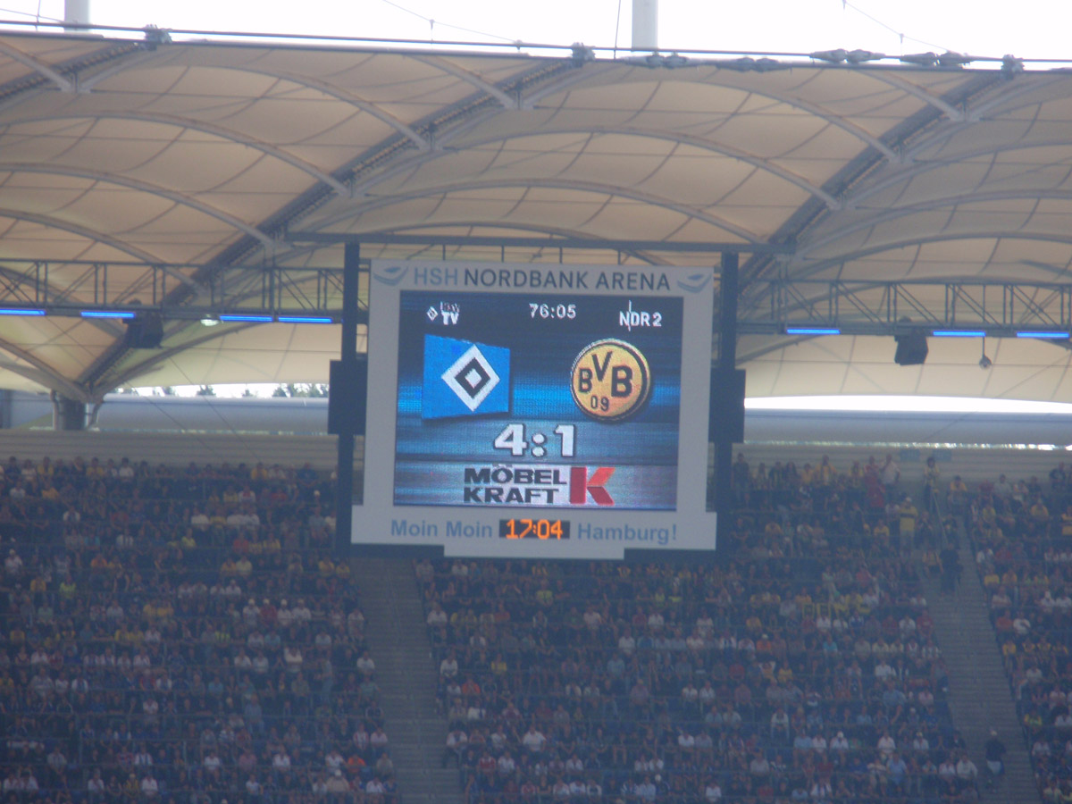 bvb vs hamburg