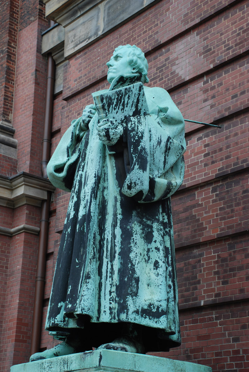Luther Hamburg