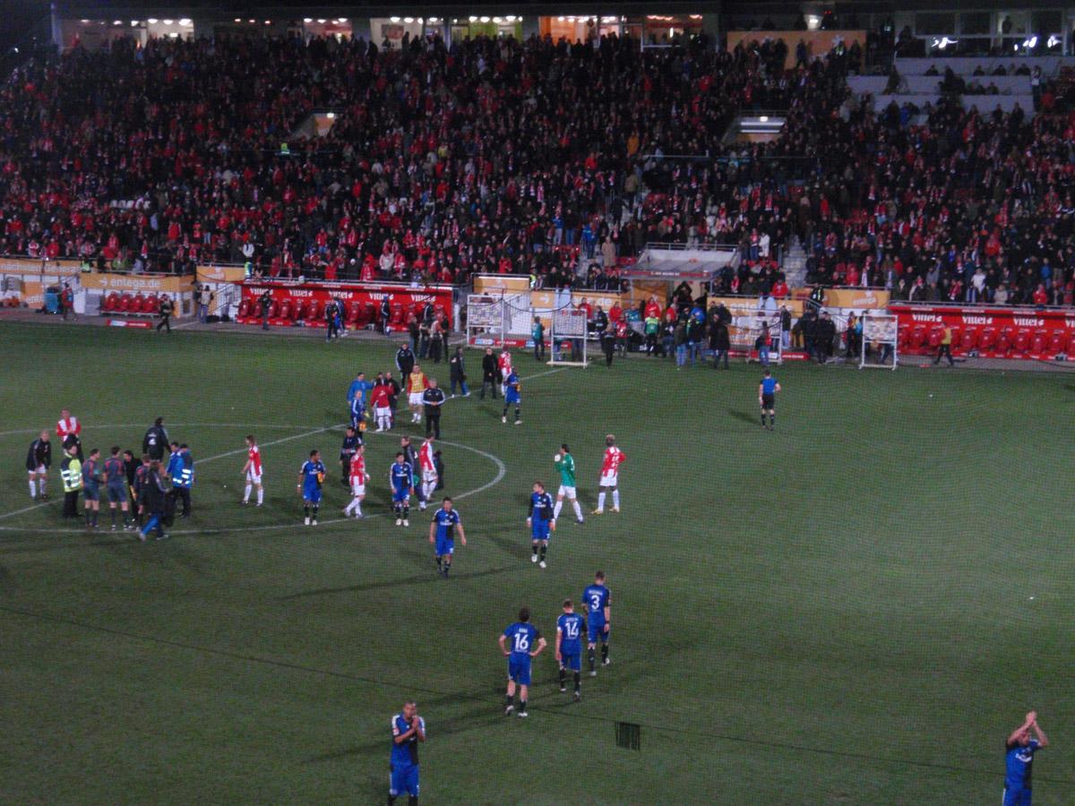 Mainz 05 Gegen Hsv