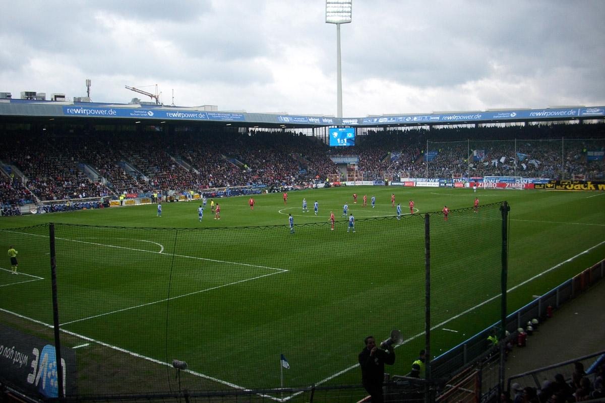 Bochum Hamburg