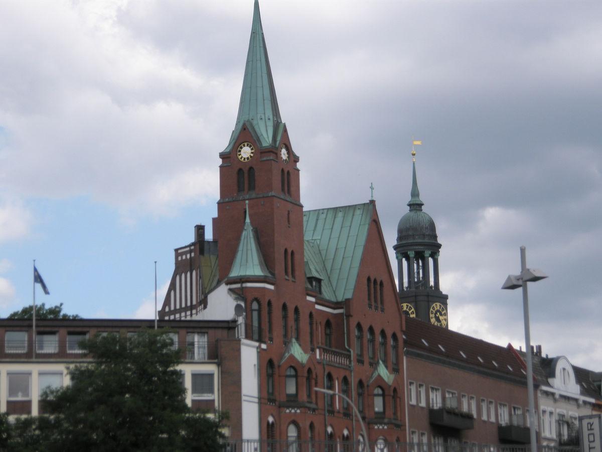 Kirchen In Hamburg
