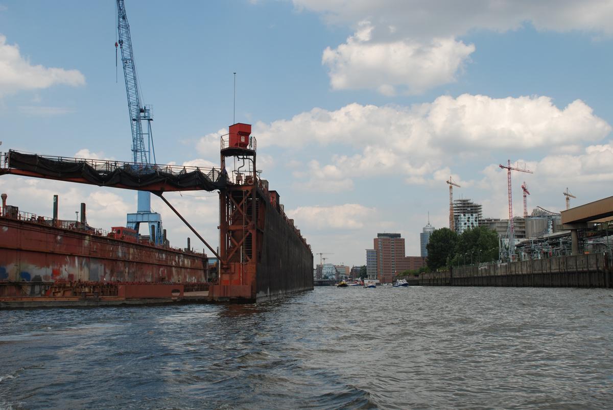 Trockendock Hamburg