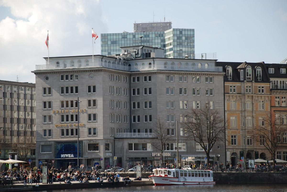 Nivea Haus Foto im Hamburg Web