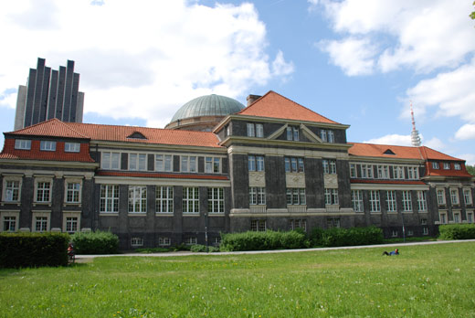 Uni Hamburg Verwaltung