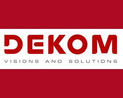 DEKOM visions and solutions