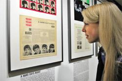 Im Beatles Museum