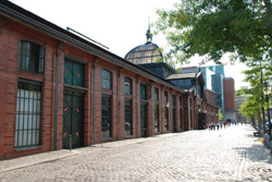 Fischauktionshalle in Hamburg