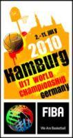 Die Basketball U17-Weltmeisterschaft in Hamburg