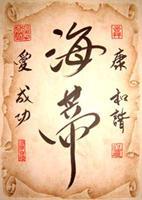 Chinesische Kalligraphie - Bild Tattoo Kurs - Hamburg Web