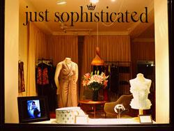 Just Sophisticated Shop