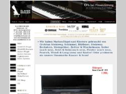 Knauer Pianos