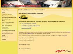 Taxifahrerausbildung